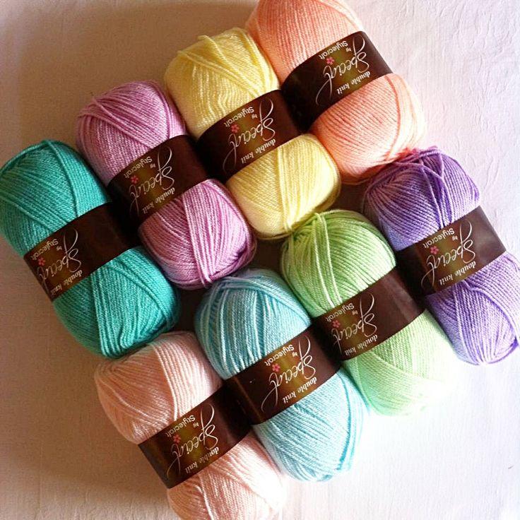 Spring has sprung! Stylecraft yarn bundle - Lusciously Loopy...