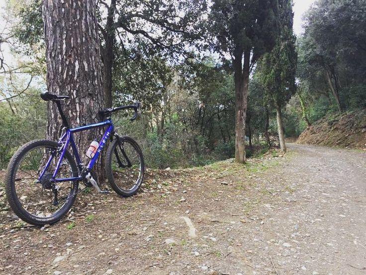 Caminos largos y terrenos difíciles la dificultad fortalece al ciclista.  Compra esta Klein Attitude por menos de 1.000 #ciclismo #cyclingexperience #cycling #bkie #lifestyle #roadbike #bici #btt #roadbike #biker #bikelife #niner #cannondale
