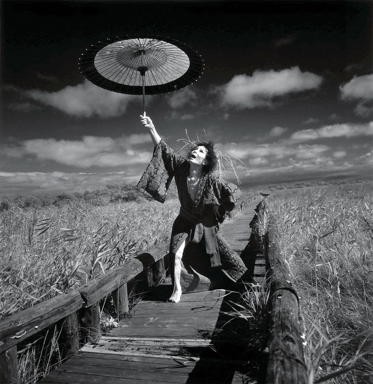 Really amazing photographs by Eikoh Hosoe of famous Butoh dancer Kazuo Ohno.