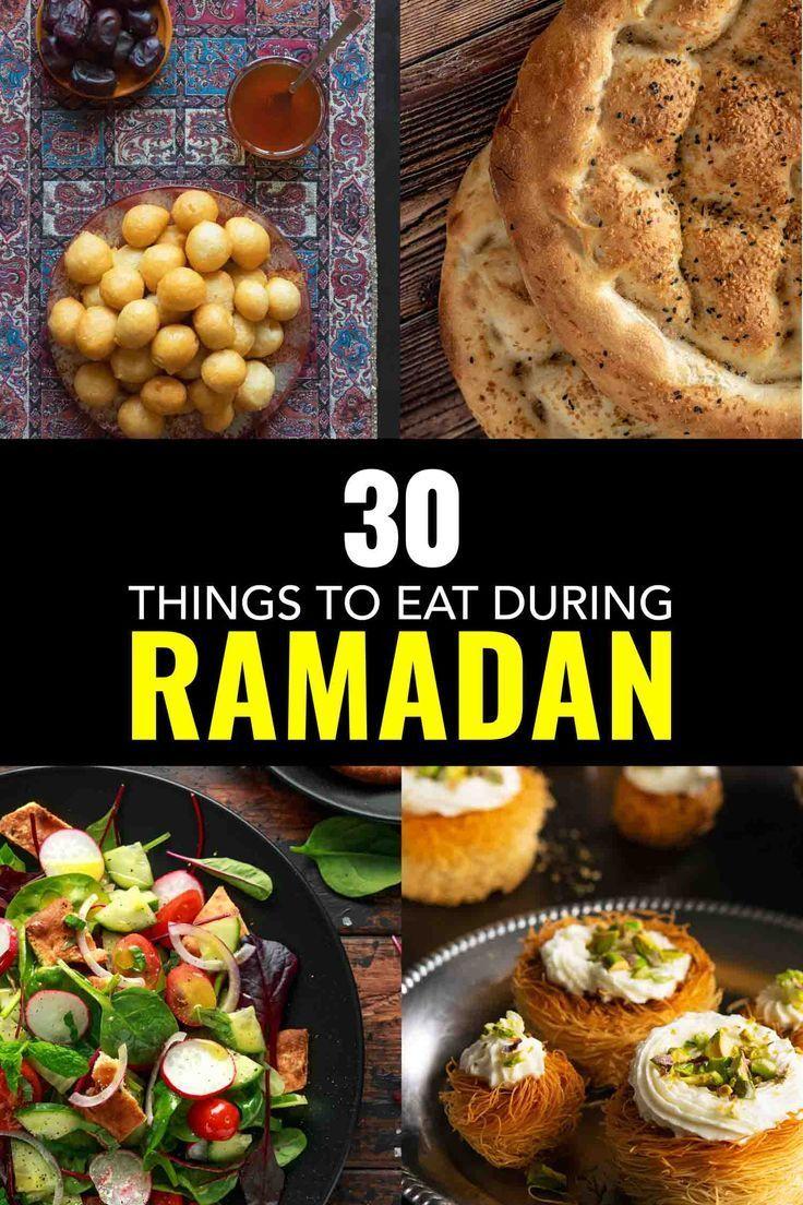 30 Ramadan Food To Enjoy During This Holy Time Recipesaroundtheworld During Ramadan Food Plays A Very Impo In 2020 Iftar Recipes Ramadan Recipes Ramadan Recipes Iftar