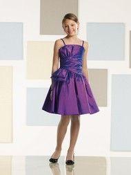 Joan Calabrese Tween Dress | Formal Dress For Tween