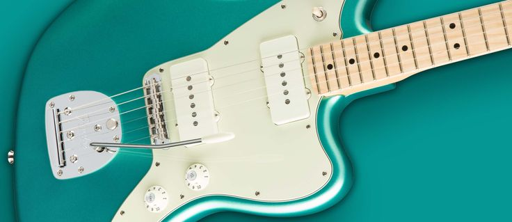 Demystifying the Jazzmaster Controls — They're not complicated and offer plenty of options.