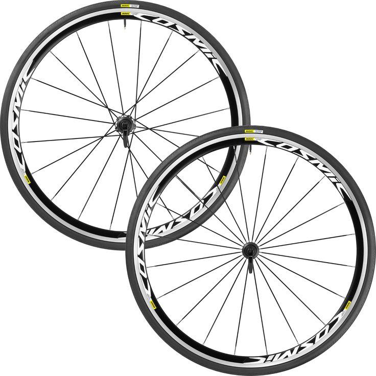 wiggle.se | Mavic Cosmic Elite Kanttrådshjulset | Hjul för racercyklar