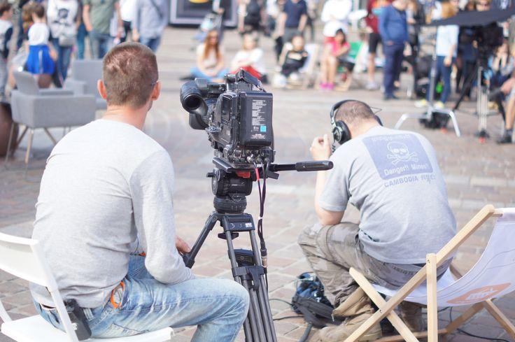 Spotkanie z Borysem Szycem było nagrywane przez nas i przez niego.