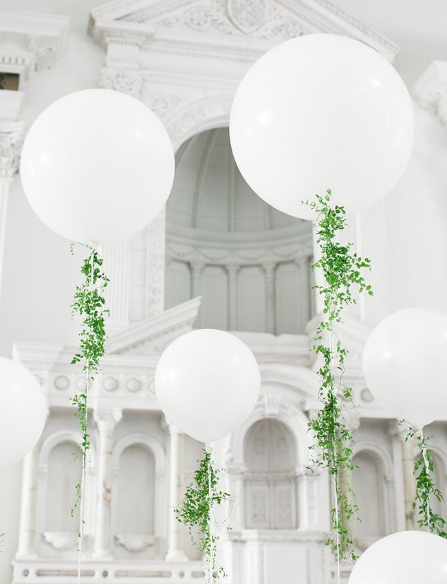 178 best images about wedding balloon decorations on for Ballon wedding decoration