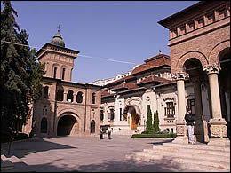 Antim Monastery in Bucharest