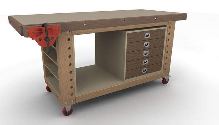 Workbench Project for Ideas (lots of photos) - Woodworking Talk - Woodworkers Forum