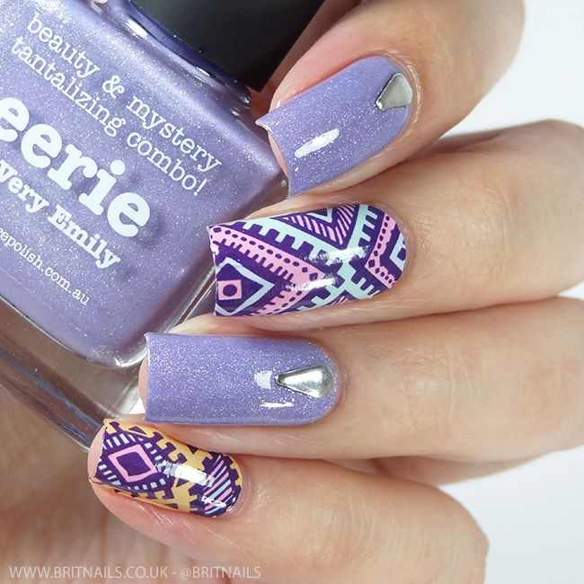 PiCture pOlish Eerie Thumbs Up Nail Wraps