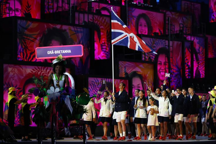 Stella McCartney's Olympics uniforms for Great Britain are impossibly cool...: If your evenings are normally reserved for a Netflix and chill sesh, here's a good reason to switch up your routine this…...