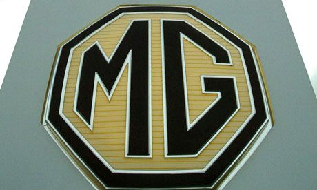 MG Rover brand, bought by Shanghai Automotive