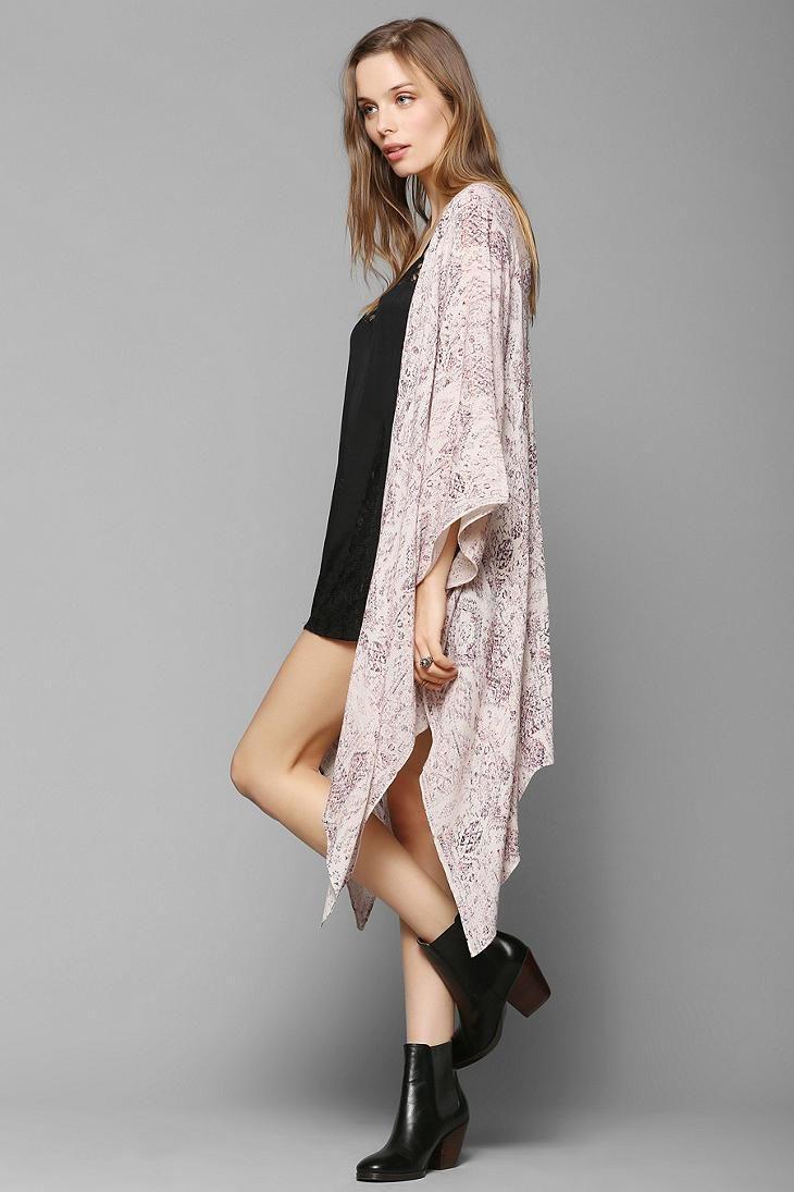 62 best kimono jacket images on Pinterest | Kimonos, Clothing and ...