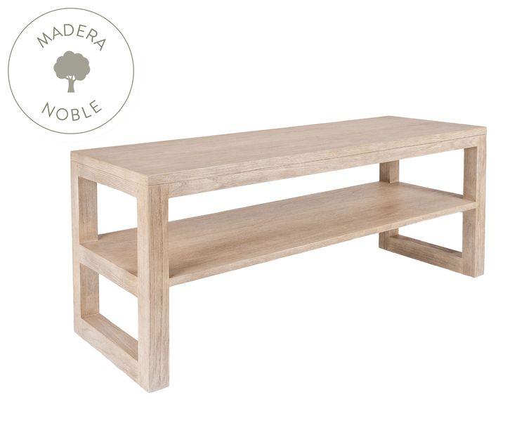 Mueble de TV en madera de roble Style - grande | Westwing Home & Living