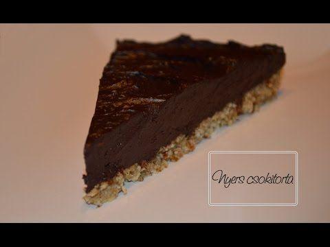 Különleges csokitorta elkészítése recepttel - Sütik Birodalma - YouTube