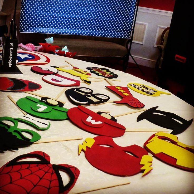 Nasze nowe gadżety na weselu Igi & Marka 💝😊#fotobudka #fotobudkaśląsk #props #superhero #pokemon #pokeball #pikachu #supermario #luigi #hulk #spiderman #superman #batman #ironman #capitanamerica #marvel #powerrangers  www.epic-events.pl