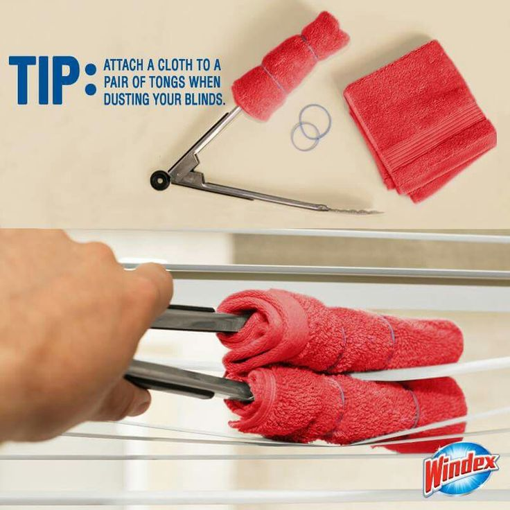 #cleaningblinds with tongs #windex                                                                                                                                                                                 More