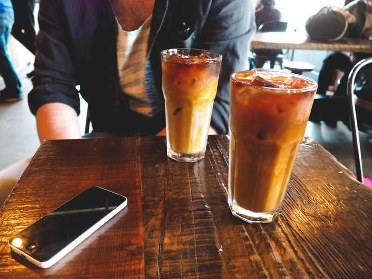 49 Parallel - Vancouver's Best Cafe #cafe #vancouver #49thparallel #coffee…