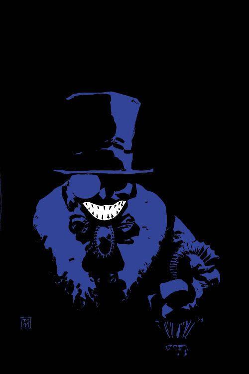 BATMAN: DARK VICTORY #6//Tim Sale/S/ Comic Art Community GALLERY OF COMIC ART