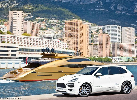 Merdad porsche cayenne and super yacht cool products - Super sayenne ...