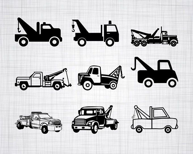 Truck black and white semi truck clipart black and white free 2 image -  WikiClipArt