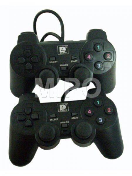 Gamepad USB Double Analog Double Stick Dual Shock USB PC