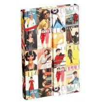 Vintage gekleurd ELLE dagboek