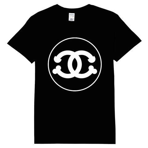 Pre-order your limited edition Cock T-shirt from https://everpress.com/channel-cock  @everpresshq  •  •  •  #cock #pride #chanel #chanellogo #hypeAF #limitededition #penis #instagay #gaymen #grinder