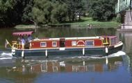 Erie Canal houseboat rentals