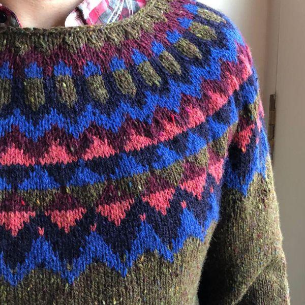 A Strange Brew for John | Knitting, Pattern design, Pattern
