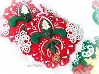 MERRY CHRISTMAS | NEW CHRISTMAS TUTORIALS | BUON NATALE | POLYMER CLAY & FELT DECORATIONS