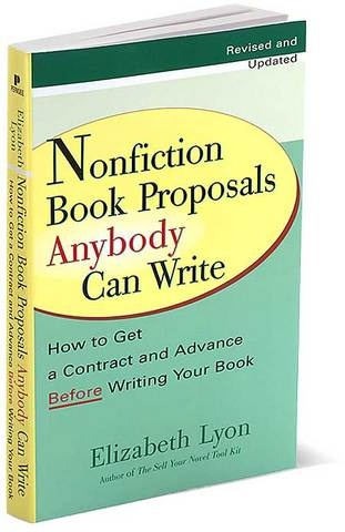 how to write a nonfiction book proposal
