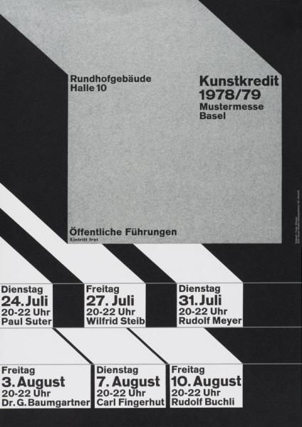 wolfgang weingart - typo/graphic posters