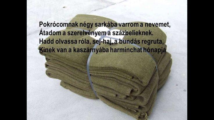 Bakanóták (szöveggel)