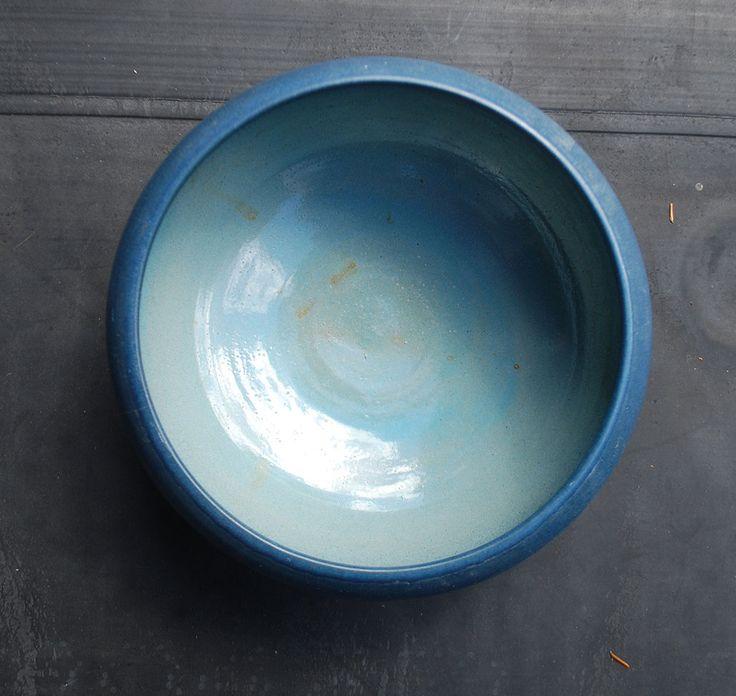 "Marblehead Pottery Bowl 7 3 4"" x 3 1 4"" | eBay"