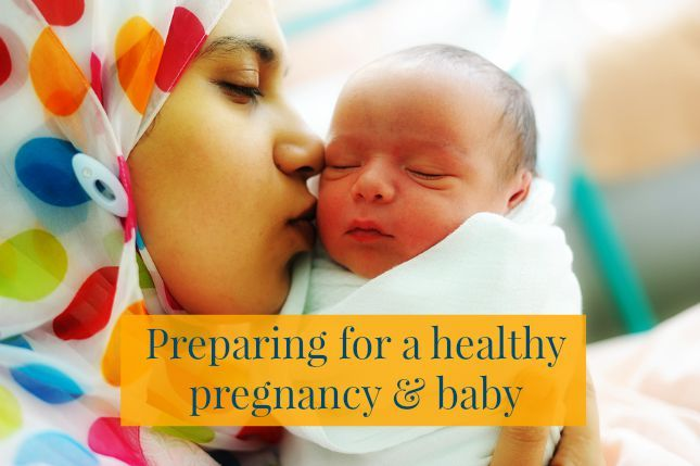 how to prepare before pregnancy