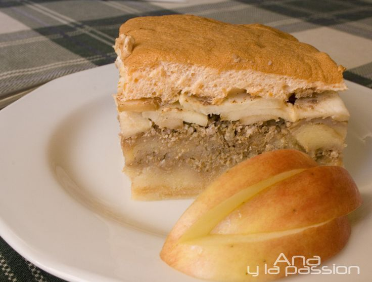 sustainable eats, reuse of food waste and new dessert, let me introduce to our Hungarian máglyarakás aka apple pille by Ana y la passion receta tb en espanol