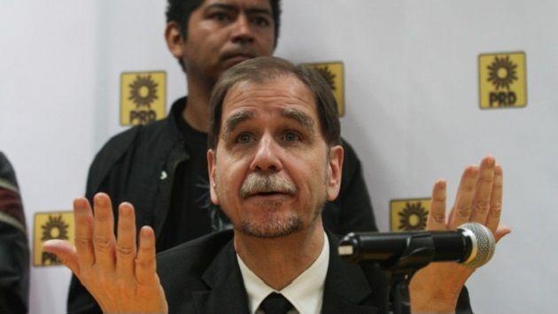 """El rechazo de seis """"tribus"""" a formar alianzas con el PAN en Veracruz y Puebla rumbo a las elecciones de este año, tienen al PRD al borde de una nueva ..."""