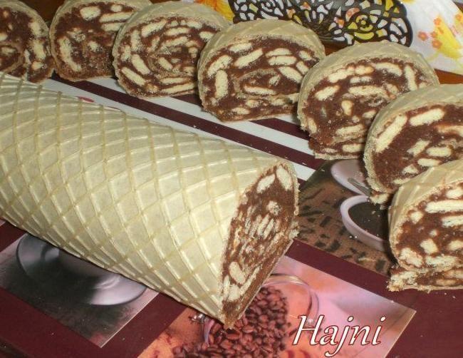 Keksz szalámi