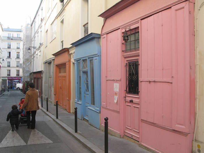 paris vieux historique appartment - photo #18