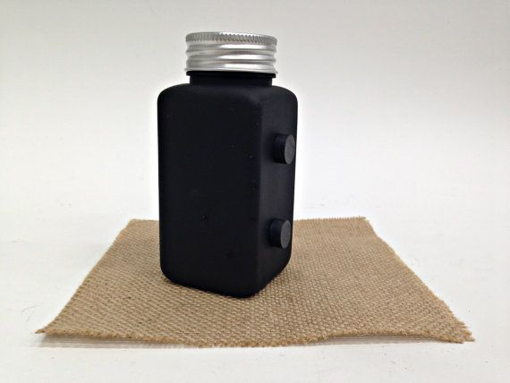 Chalkboard Magnetic Spice Jar by SCBoutique123 on Etsy