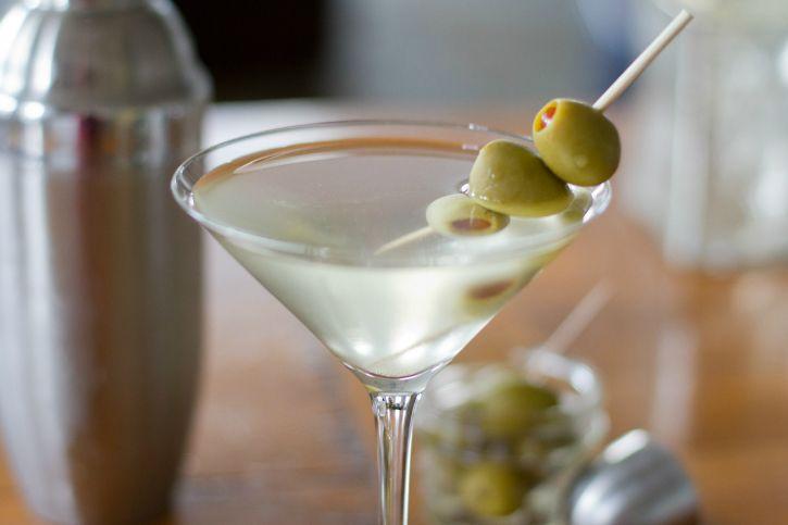 Extra-Dirty Martini Recipe