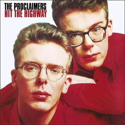 The Proclaimers - Hit the Highway Vinyl LP