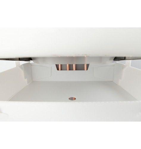 bac anti fuite d 39 eau avec alarme sonore pour chaudi re gaz largeur jusqu 39 510 mm d g ts des. Black Bedroom Furniture Sets. Home Design Ideas