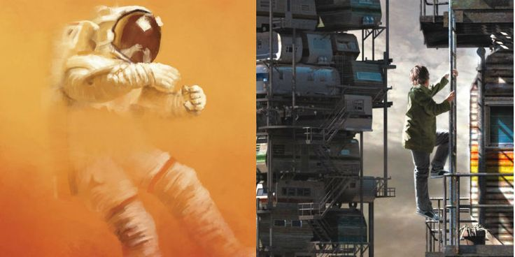 The Author of The Martian WroteReady Player One Fan Fiction, and Now It's Canon
