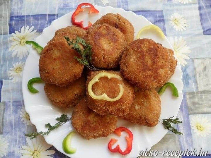 Karfiol fasírozott recept   Receptneked.hu ( Korábban olcso-receptek.hu)