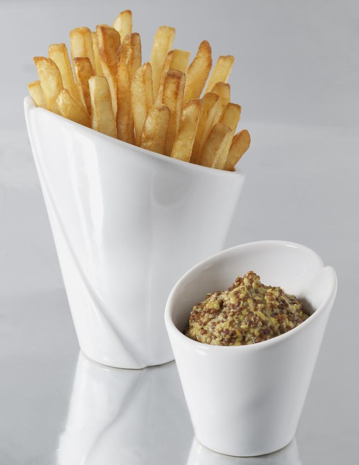 Cones - Ideal for sauce or French fries