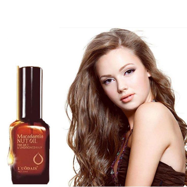 Morocco Argan Oil 50ML Bottle Keratin Hair Treatment for Hair Scalp Treatments Professional for Damage Hair Repair