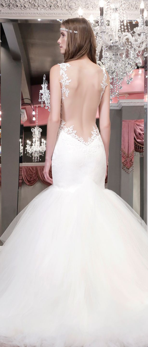 Winnie Couture Fall 2016 #WeddingDress