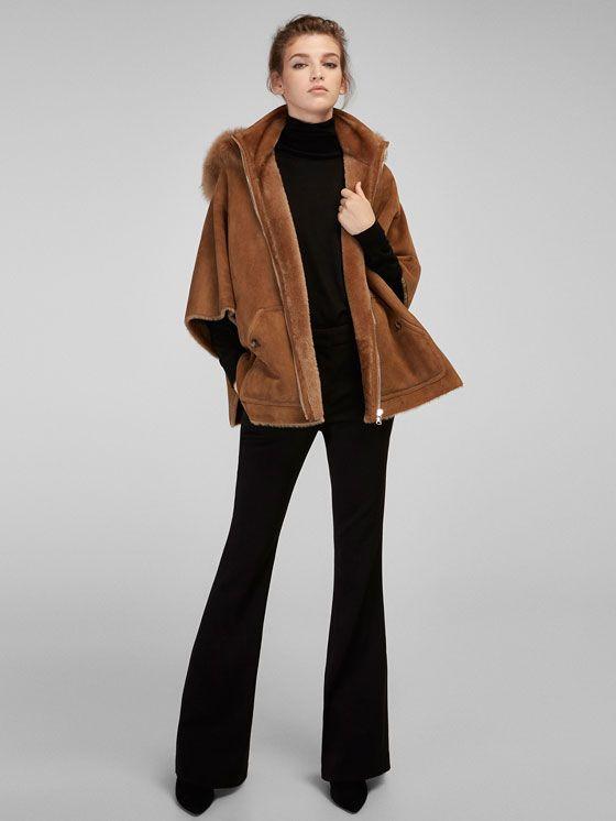 las 25 mejores ideas sobre cazadoras de piel mujer en pinterest chaquetas de mujer zara. Black Bedroom Furniture Sets. Home Design Ideas