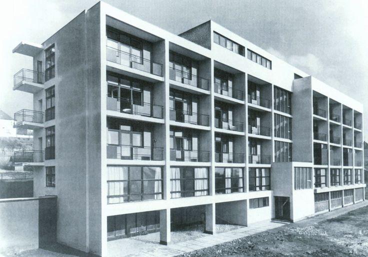 Vesna School, Brno, Czech Republic (1930) · Student HomeResidential  ArchitectureModern ...