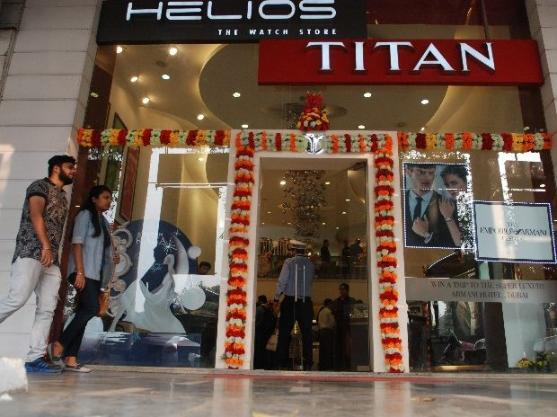 Titan said, while the Goods and Service Tax (GST) rates are yet to be announced and a high rate for jewellery might have some effect on the company growth,